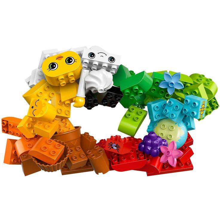 LEGO® DUPLO® Ladita creativa 10817