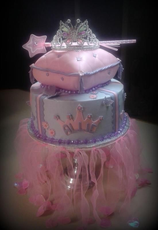 Princess cake-- am I too old to have this on my birthday?!