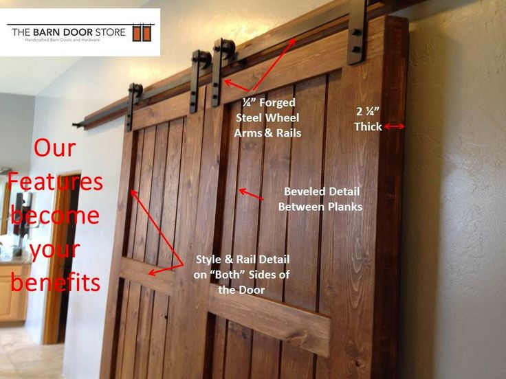 Experience The Barn Door Store Difference At the Barn Door Store  we pride ourselves on handcrafting quality barn doors that are inte. & 31 best Barn Doors images on Pinterest | Barn doors Arizona and Barn