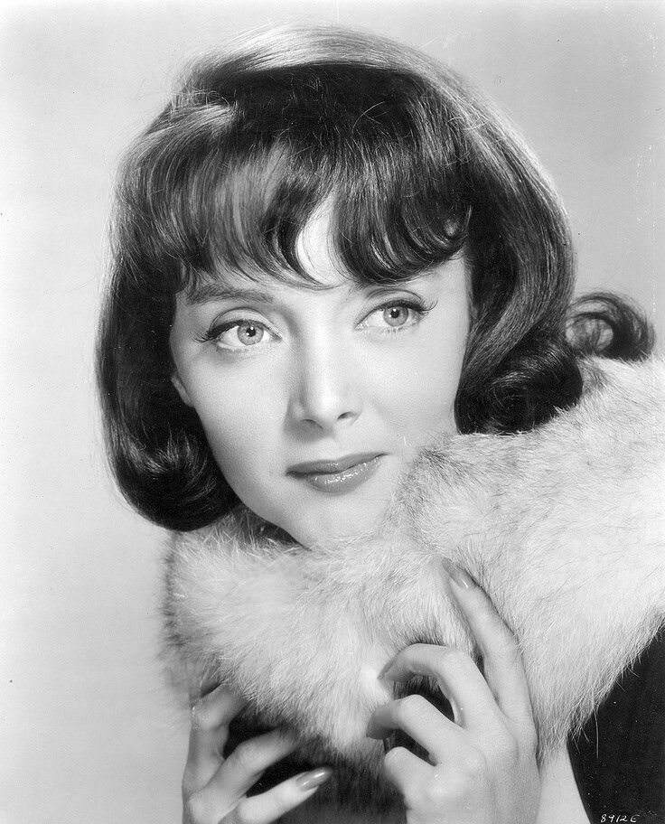 In memory of Carolyn Jones - (b Amarillo, Texas, April 28, 1930) died August 3, 1983 at age 53 of colon cancer