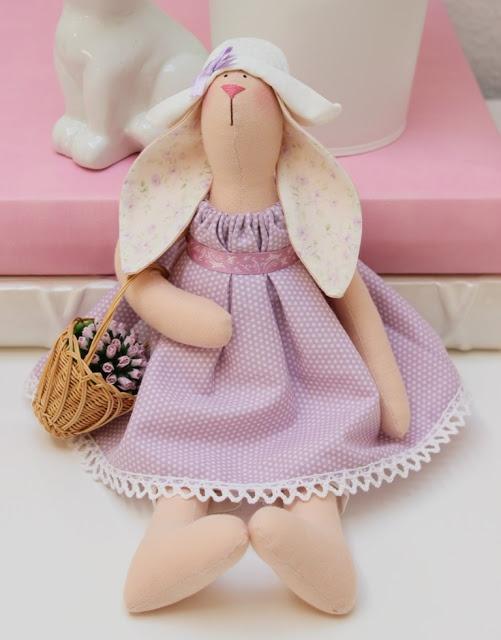 tilda bunny girl