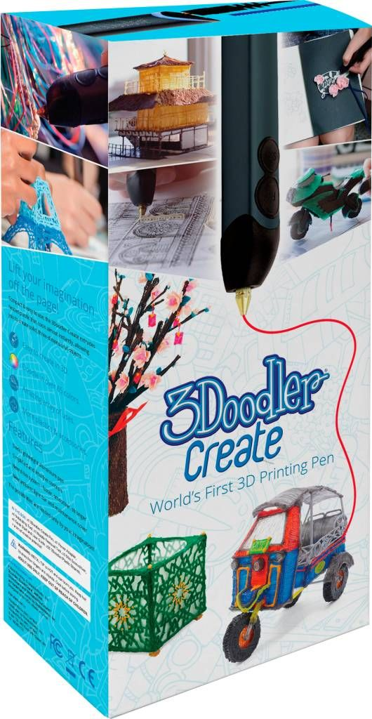 3Doodler Create 3D printing Pen - you can make lots of cool stuff - looks like fun!