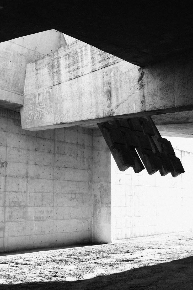 igualada cemetery and Enric Miralles