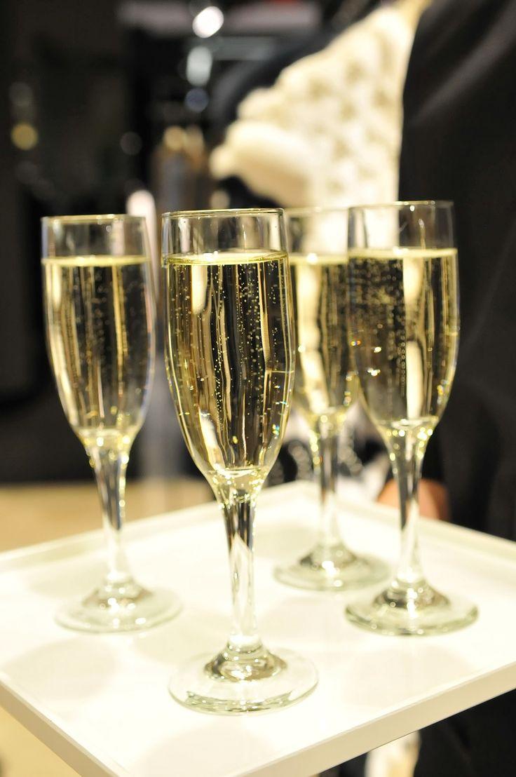 #champagne #bubbles