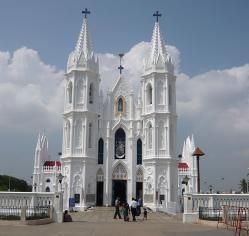 Basílica de Nuestra Señora de la Salud India