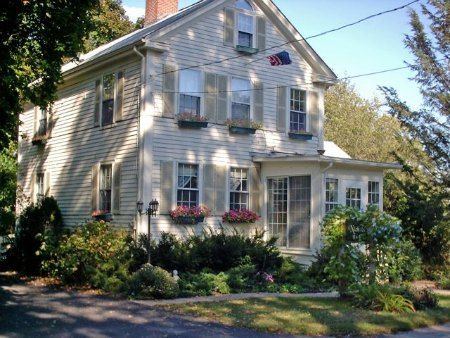 Hotels in Providence RI: Bed and Breakfasts