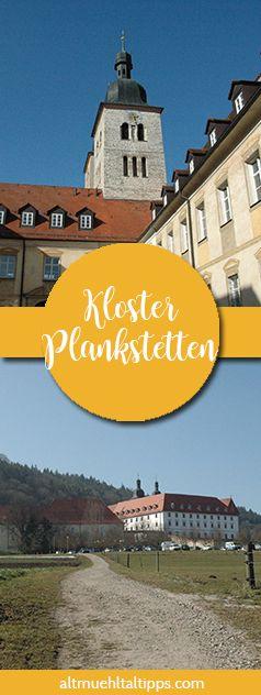Ein großes Kloster im Altmühltal nahe Beilngries, das ihr auf jeden Fall kennen solltet: Plankstetten. Ein autarkes Kloster mit Bioladen, das im gesamten Gebiet durchaus bekannt ist.
