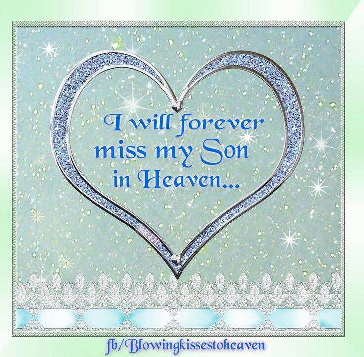 Happy Fathers Day To My Son In Heaven Images Archidev