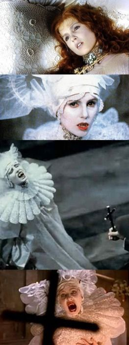 ode to Sadie Frost as Lucy Westenra in Bram Stoker's Dracula