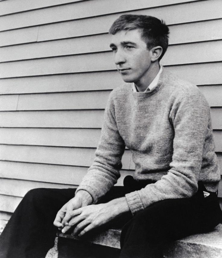 John Updike  #Updike #Pulitzer #Writer #Literature