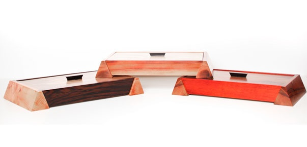 Hand Crafted Jewellery Boxes by Noel Forde