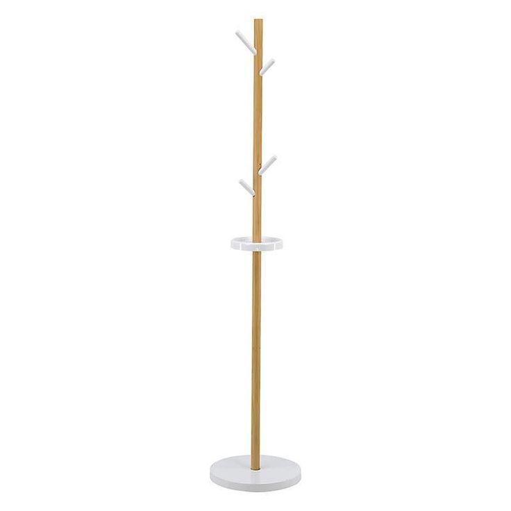 Καλόγερος Ξύλινος Λευκός-Natural INART