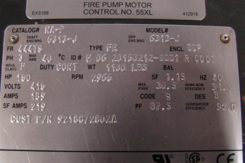 Emerson Electric Motors