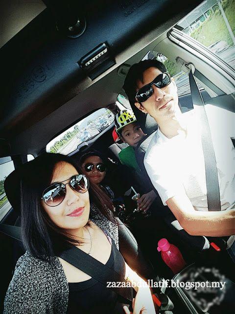 Zaza Abdul Latif: Balik Melaka & Persediaan Sekolah 2016