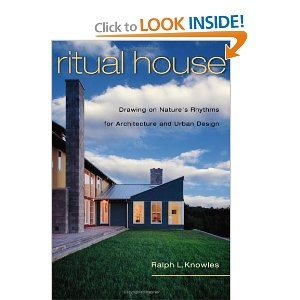 A beautiful book and an interesting look at how houses are designed and how they are built around, with, or against the environment. Talks about a solar envelope and what it means for people building homes. [Fall 2011 Light Step]