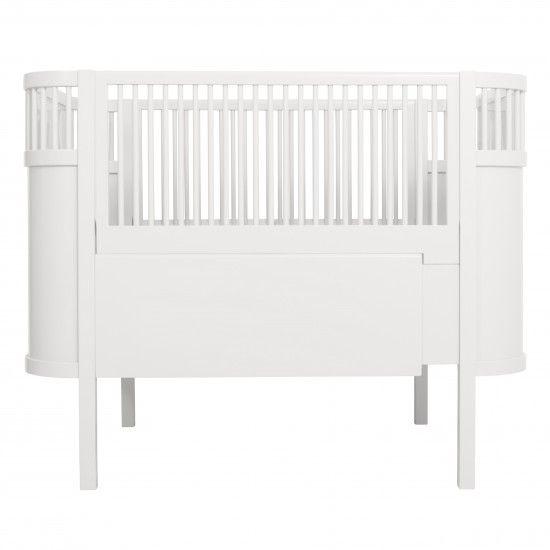 Babysenge - Vugger - Senge - Møbler - Webshop sebra-udtrækkelig-kiliseng