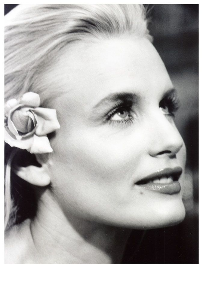 Daryl Hannah - Photo : Bettina Rheims - Coiffure : Gerald Porcher