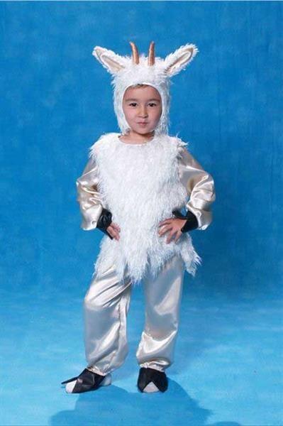 Детский новогодний костюм козленка