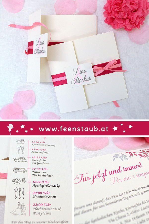 Feenstaub Individuelles Hochzeitsbriefpapier Hochzeitseinladung Hochzeitsbriefe Einladungen
