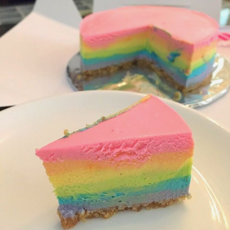1000+ ideas about Rainbow Cheesecake on Pinterest ...
