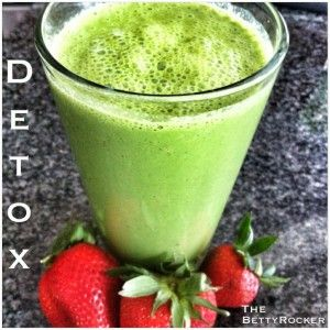 Easy One-Day Detox | Betty Rocker need to do this buy ingredients