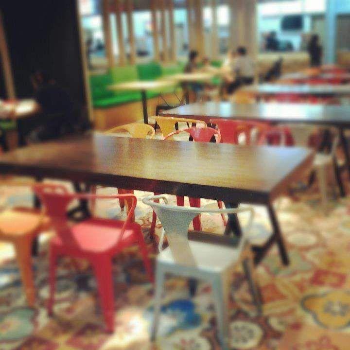 FOODPARK Mall Of Indonesia Jakarta INDONESIA Design Restaurant By Zenin Adrian