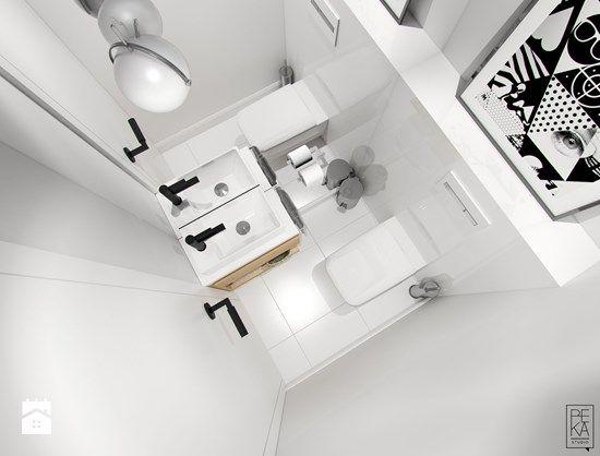 Łazienka styl Nowoczesny - zdjęcie od PEKA STUDIO