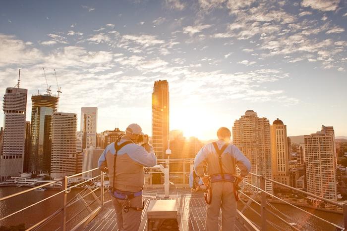 Climb #Brisbane's Story Bridge!