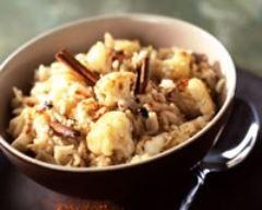 Photo de Riz pilaf au chou-fleur et aux épices : http://www.cuisineaz.com/recettes/riz-pilaf-au-chou-fleur-et-aux-epices-6740.aspx