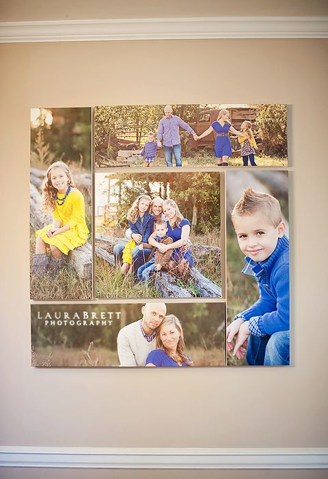 Wall Art Wednesday :: Wall Arrangements for your Home :: Laura Winslow Photography » Phoenix, Scottsdale, Chandler, Gilbert Maternity, Newborn, Child, Family and Senior Photographer |Laura Winslow Photography {phoenix's modern photographer}