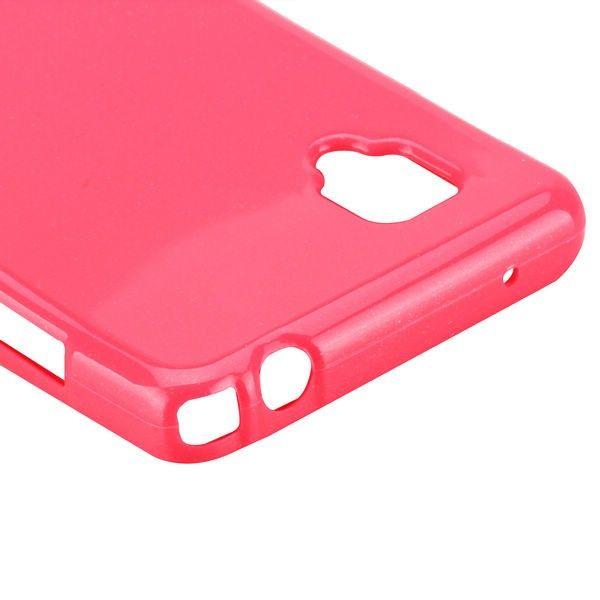 Glitter (Hot Pink) LG Optimus G E973/E975 Cover