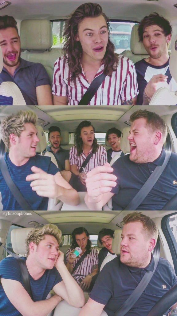 5 of the Best Carpool Karaoke Segments. Who knew One Direction had banter? Click to watch!