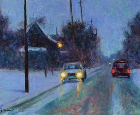 Doug Dawson Www Dougdawsonartist Com Painters To Know