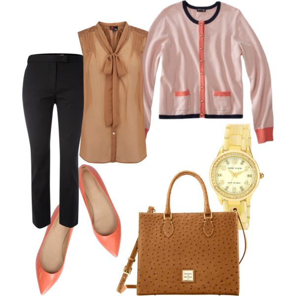 """Love this outfit. Good for professionals!  """"Internship Outfit, created by sweettreen on Polyvore"""" #LoveFashion"""