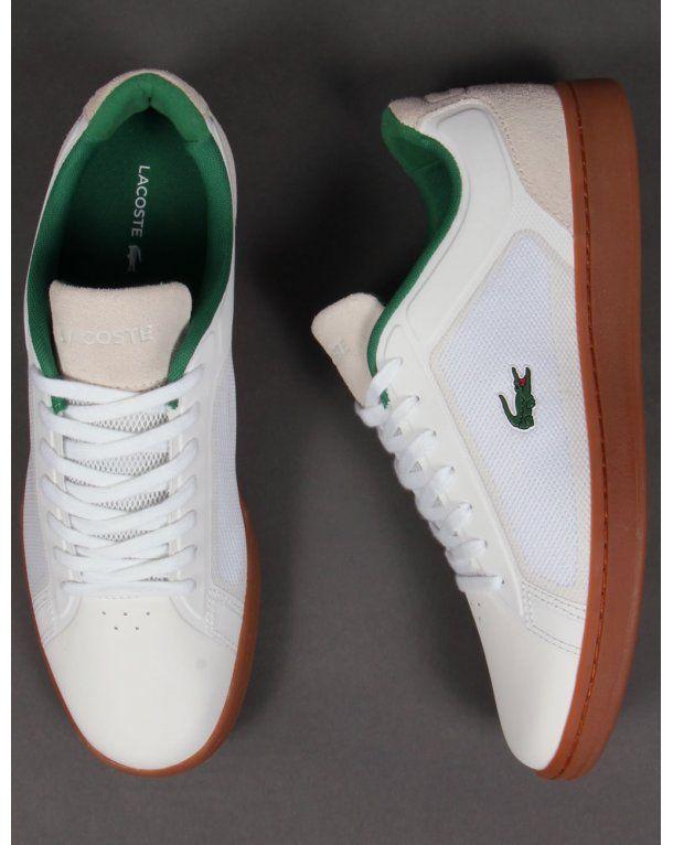 online store 4fc7e c1171 Lacoste Endliner Trainers White gum,shoes,sneakers,mens,classic