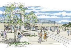 A quoi ressemblera le réaménagement de la gare Lyon Perrache ?