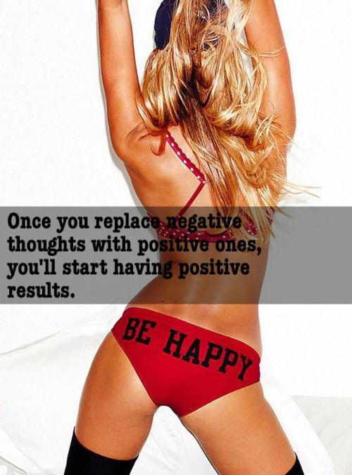 positive mind, positive changes, positive results.