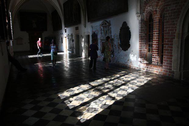 Krużganki. #dominikanie #kraków #cracow #klasztor #krużganki