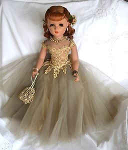 Madame Alexander 1951 20 inch Kathryn Grayson Doll Clothes and Accessories | eBay