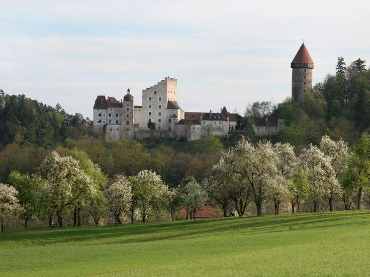 Burg Clam im Mühlviertel