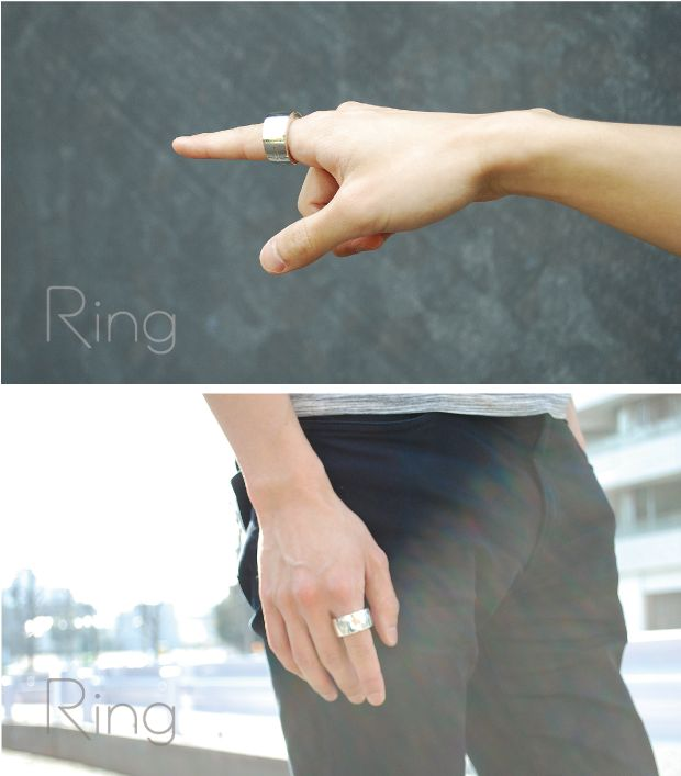 Wearable Input Device that lets you control anything. Gesture control, text transmission, payment, and more!