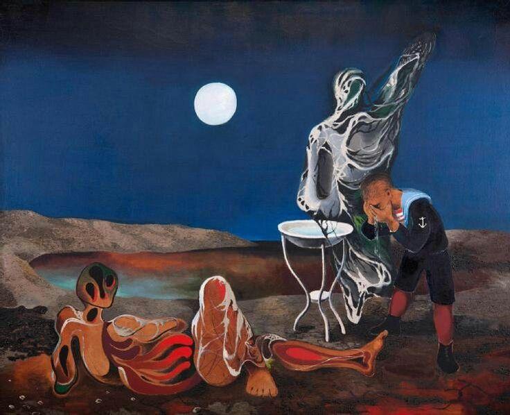 A. Wachsman - Myjící se Oidipus Před 70 roky zemřel v Jičíně Alois Wachsman, nenápadný, ale nikoli nevýznamný představitel avantgardy a surrealistické malby v meziválečném období.  Narodil se 14. května 1898 v Praze a kultivovanost mu byla dána už rodem. Jehootec byl lékař, prastrýc a strýc malíři. Alois Wachsman byl též synovcem básníka Arnošta Procházky, majícího silný vliv na mladou uměleckou generaci. Vystudoval nejprve v letech 1917-22 architekturu a pozemní stavitelství na Českém…