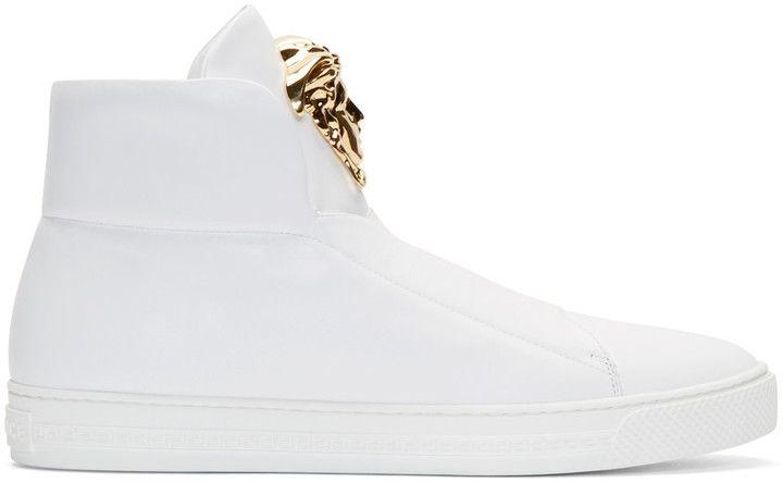Versace 7 Zapatillas En De Pinterest Mejores Versace Imágenes PqqaH