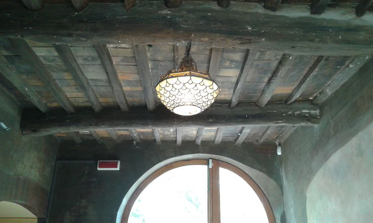 Lampadarietto Art Decò # Tamerici # Montecatini #
