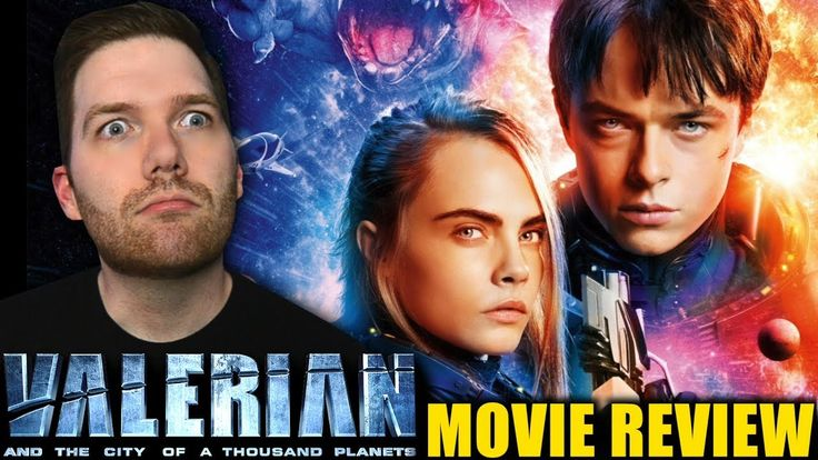 Valerian and the City of a Thousand Planets - Movie Review-FACEBOOK: https://www.facebook.com/ChrisStuckmann TWITTER: https://twitter.com/Chris_Stuckmann OFFICIAL SITE: http://www.chrisstuckmann.com Chris Stuckmann r...