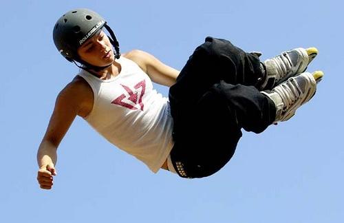 Fabiola Da Silva | I want to skate again. | Pinterest