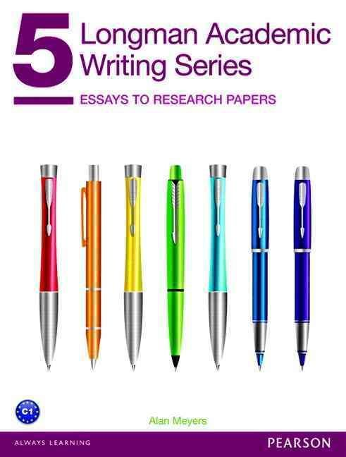 Longman Academic Writing 5: Essays to Research Papers