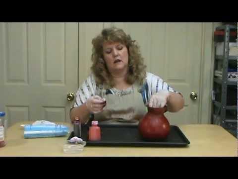 Color Feathering Technique by Miriam Joy