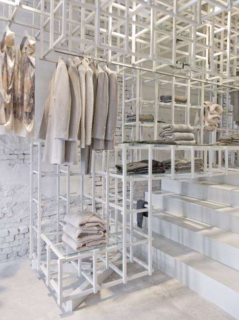 Grid Retail Spaces : sumit shop by m4 design