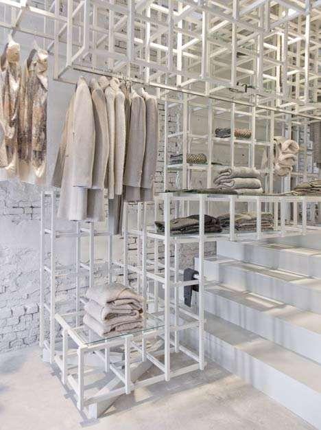 Grid Retail Spaces : sumit shop by m4 design